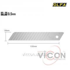 Лезвие сегментированное OLFA LBD-50