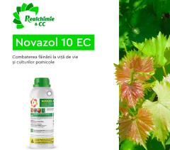 Фунгицид NOVAZOL 10 EC для борьбы с мучнистой