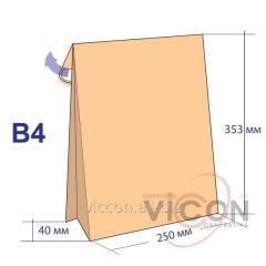 Конверт B4 c донным расширением (40 мм)
