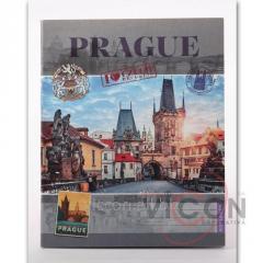 Тетрадь А5, 48 листов, цветная обложка, BRISK