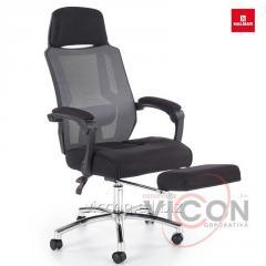 Офисное кресло FREEMAN с подставкой для ног