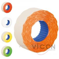 Этикетки-ценники Economix 21х12 мм фигурные (1000