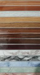 Пленки самоклеющиеся для фасадов мебельных