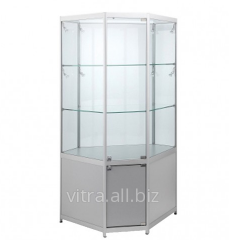 Show-window from glass from Vitra