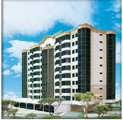 Apartments, residential buildings