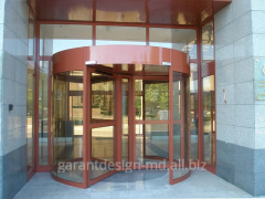 Doors entrance in Moldova