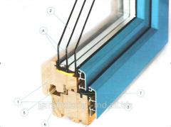 PRODUZIONE di vetro isolante: vetro in Moldova