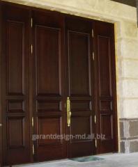 Входные двери, Наружные двери