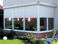 Rolleta external Ferestre steclopaket, Windows,
