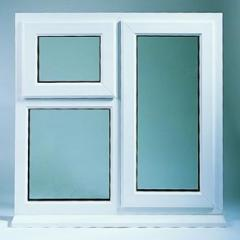 Тонированные пластиковые окна с зеркальным
