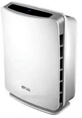 The air purifier in workers and premises of IDEAL