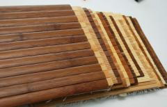 Bamboo as furniture finishing material