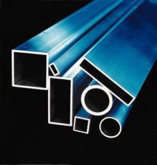 Трубы стальные, прямоугольные, квадратные.