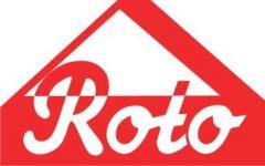 Оконная и дверная фурнитура ROTO (Германия)