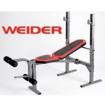 Power bench from resistant Weider 190 TC