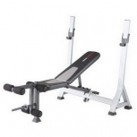 Power bench from resistant Weider 340 LC