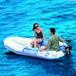 Inflatable boat of Marino Pro-1