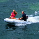 Inflatable boat of OCEAN LINE SCOUT PRO