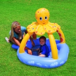 "Paddling inflatable pool ""Octopus"