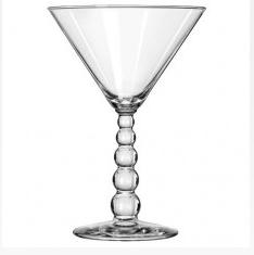 Glass for martini