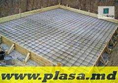 Reinforcing materials for concrete