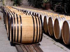 Бочки деревянные на экспорт