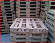 Pallets box wooden for expor