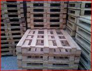Паллеты ящичные деревянные на экспорт