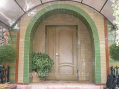Утепленные входные металлические двери в Молдове.