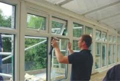 Balcoane PVC cu geam termopan in Moldova