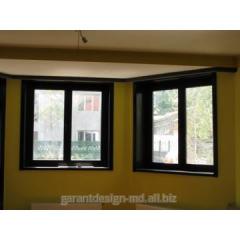 Практичный дизайн окна Moldova