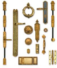 Фурнитура для мебели из цветных металлов