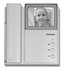 Commax DPV-4HP2 video on-door speakerphones, the