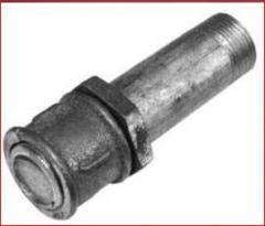 Сгоны стальные в комплекте d15 mm - d89 mm
