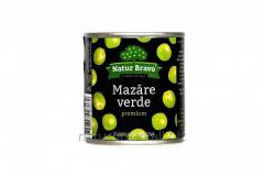 Mazăre verde 212 ml easy-open