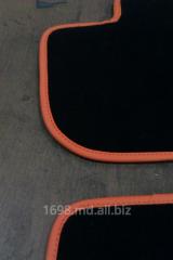 Автомобильные текстильные коврики