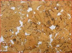 Natural pith wall-paper of WICANDERS
