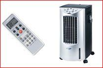 Humidifiers and dehumidifiers of air