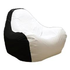 Hi-Poly Black&White chair bag