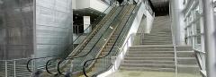 Редукторы для лифтов и эскалаторов