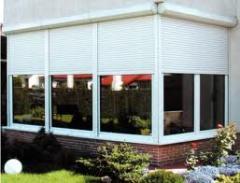 Stores pour fenêtres et portes