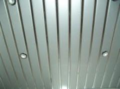 Aluminum false ceilings