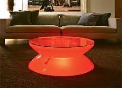 Светящиеся столы для дома