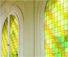 Пленки архитектурные и декоративные для стекол
