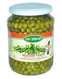 Green peas of tinned 720 ml