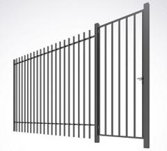 Fences and Gate Metal