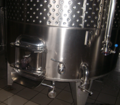Supape metalice producere de vin