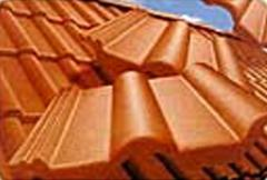 Cement and sand tile