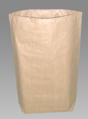 Мешки из бумаги одноразового применения
