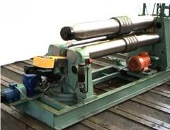 Rollers listogibochny I2222B models